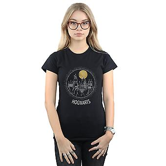 Harry Potter Women's Hogwarts Circle T-Shirt