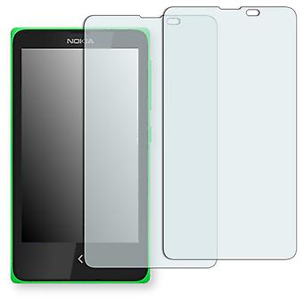 Nokia X screen protector - Golebo crystal clear protection film