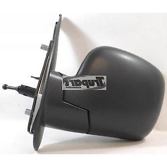 Left Mirror (manual cable/lever type) for Renault KANGOO 2008-2013