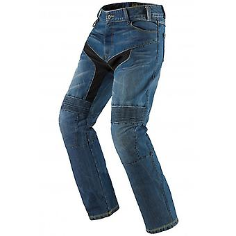Spidi Blue Furious Azzurro-Special Order Motorcycle Jeans
