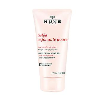 Nuxe Gelee Douce fps suave exfoliante Gel 75 ml