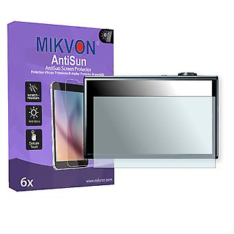 Canon PowerShot ELPH 530 HS Screen Protector - Mikvon AntiSun (Retail Package with accessories)