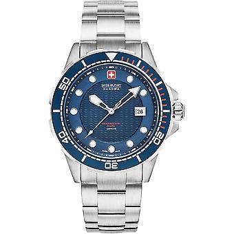 Swiss military Hanowa mens watch Neptune diver 06-5315.04.003
