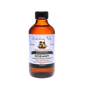 Sunny Isle Jamaican Castor Oil Rosemary 4oz.