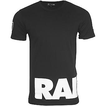 New era NFL shirt - WRAP Oakland Raiders Black