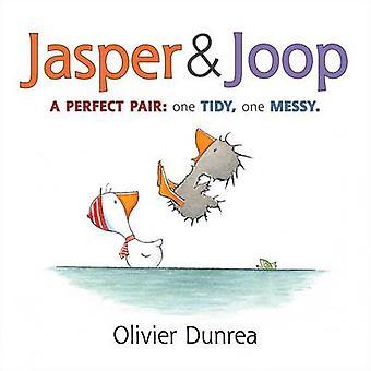 Jasper & Joop by Olivier Dunrea - 9780544173200 Book