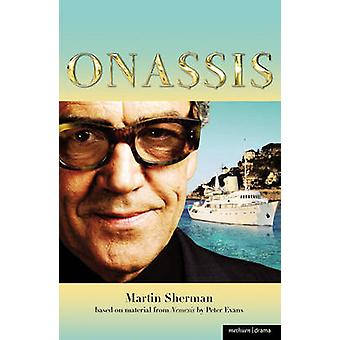 Onassis by Martin Sherman - 9781408139998 Book