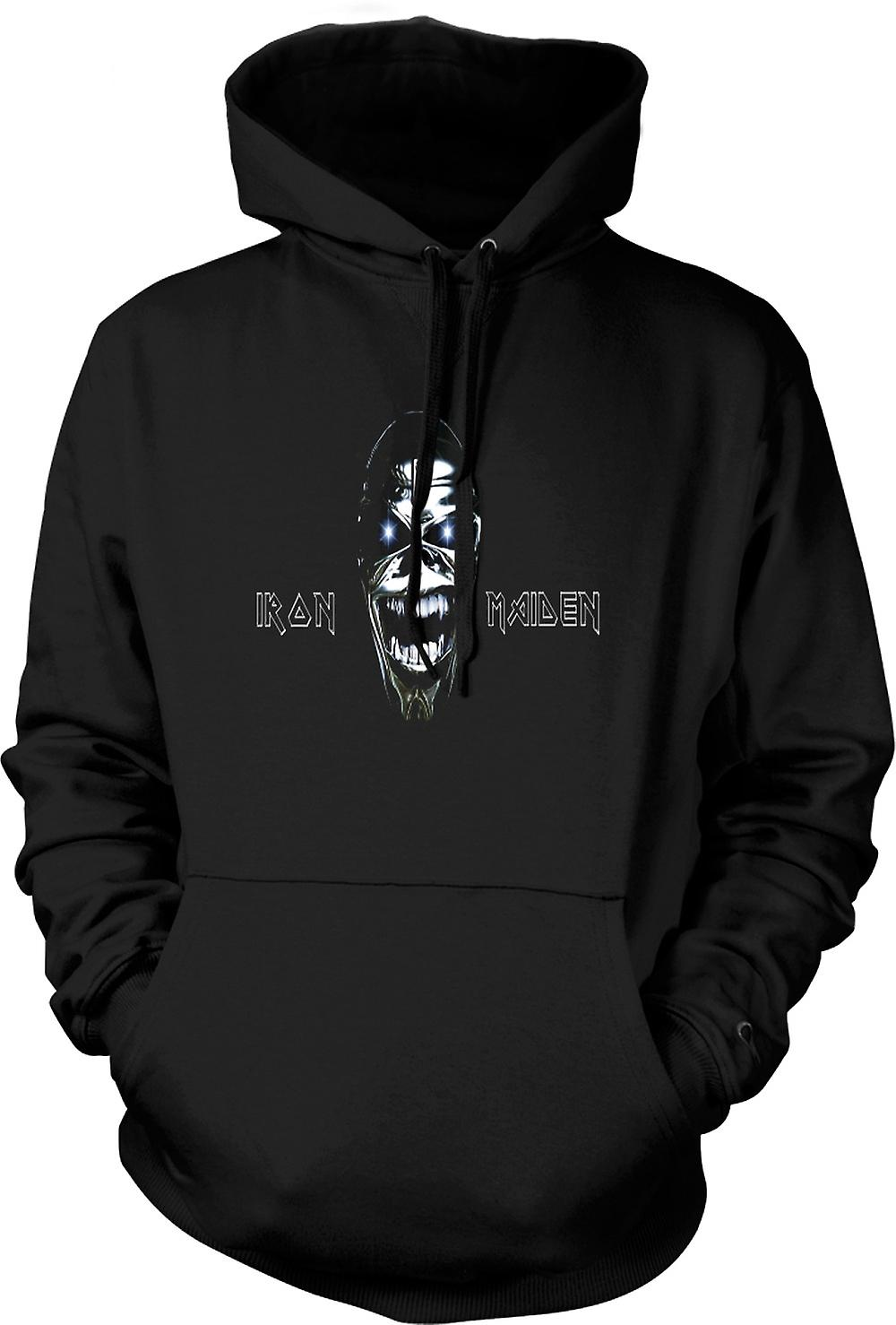 Enfant Sweat Capuche - Iron Maiden - Eddie Logo