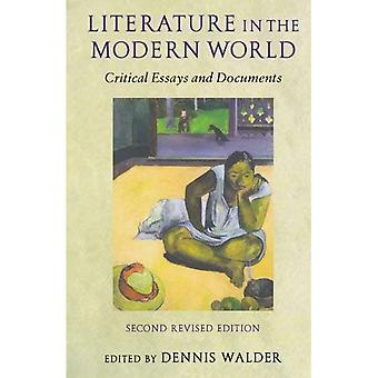Literature in the Modern World: Critical Essays and Documents