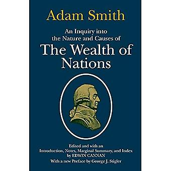 Wealth of Nations (A phoenix book) [Facsimile]