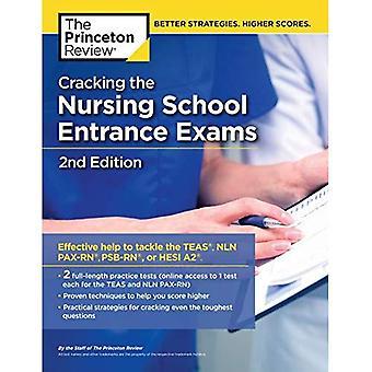 Cracking the Nursing School Entrance Exams