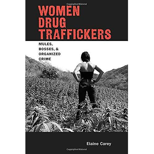 femmes Drug Traffickers  Mules, Bosses, and Organised Crime (Diologos Series)