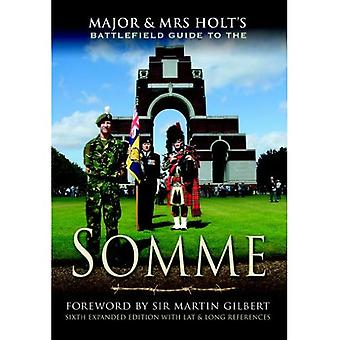 Major et Mrs.Holt du Guide de champ de bataille de la Somme (Battleground Europe)
