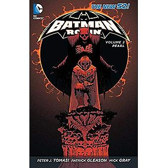 Batman and Robin Volume 2: Pearl TP (The New 52) (Batman & Robin (Numbered))