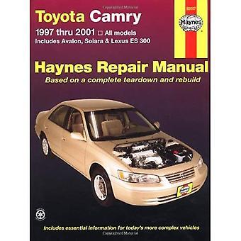 Toyota Camry et Lexus ES 300 Automotive Repair Manual (manuels de réparation automobile Haynes)