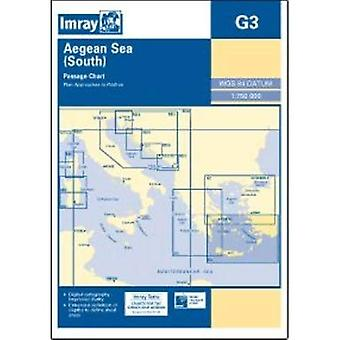 Imray Chart G3: Aegean Sea (South)