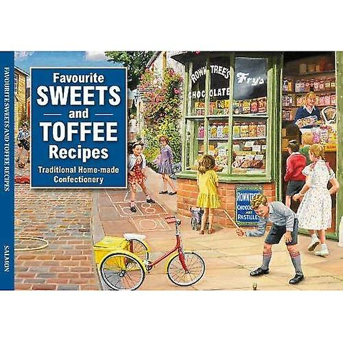Salmon Favourite Sweets and� Toffees Recipes