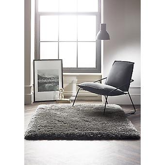 Callie Charcoal  Rectangle Rugs Plain/Nearly Plain Rugs