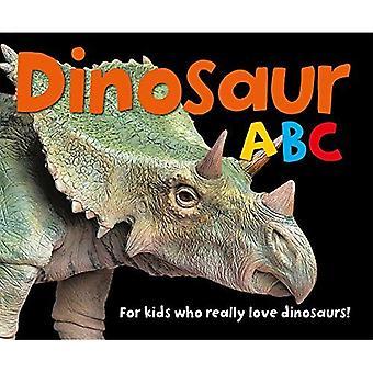Dinosaur ABC [Board book]