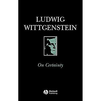 On Certainty: Parallel Text (Set books / Open University)