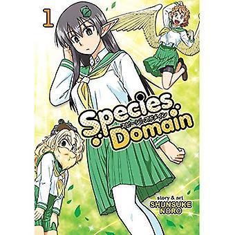Species Domain Vol. 1 (Species Domain)