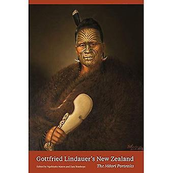 Gottfried Lindauers Nya Zeeland: Maori porträtt
