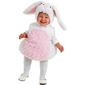 Niedlichen Kaninchen Kleinkind Kostüm