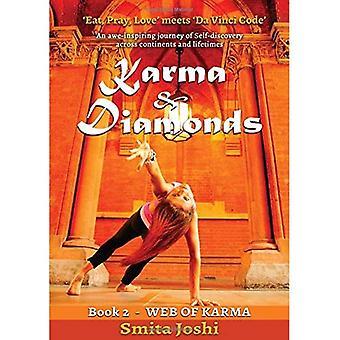 Karma & Diamonds - Web of Karma: Book 2 (Karma and Diamonds)