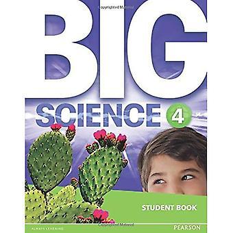 Big Science 4 Student Book: 4: Big Science 4 Student Book (Big English)