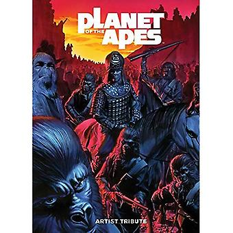 Planet of the Apes Artist Tribute (Planet of the Apes)