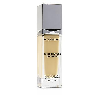 Givenchy Teint Couture Everwear 24h Wear & Comfort Foundation Spf 20 - # Y110 - 30ml/1oz