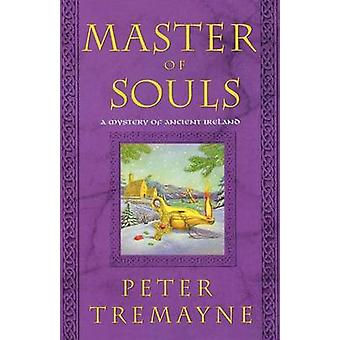 Master of Souls - A Mystery of Ancient Ireland by Peter Tremayne - 978