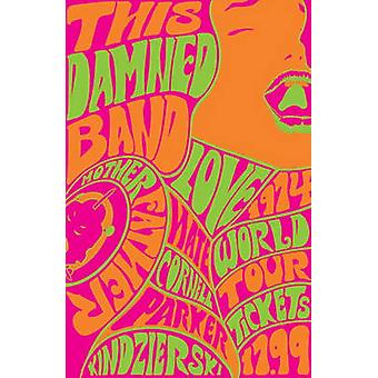 This Damned Band by Paul Cornell - Tony Parker - 9781616557799 Book