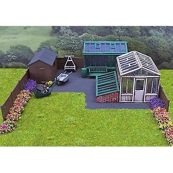 Wills SS92 tuingebouwen en accessoires