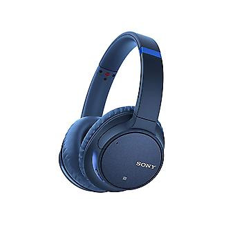 Sony WH-CH700N Wireless Bluetooth Noise Cancelling Headphones - Blue