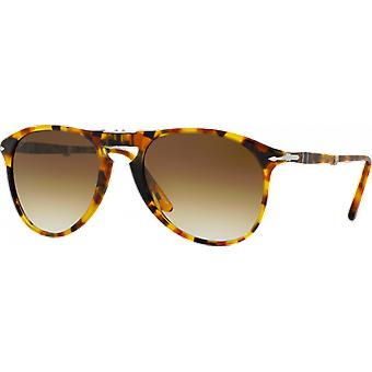Persol 9714S Medium Madreterra Brown gradient
