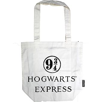 Licensed harry potter™ hogwart express 93/4™ platform print tote bag