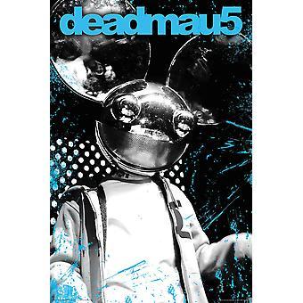 Poster - Studio B - DeadMau5 - DJ 36x24