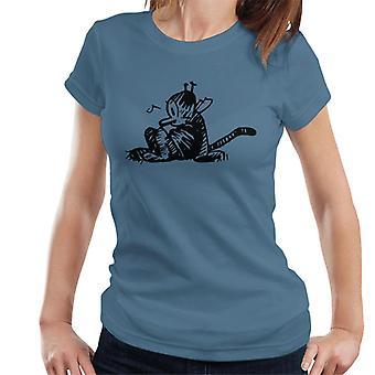 Krazy Kat Sitting Women's T-Shirt