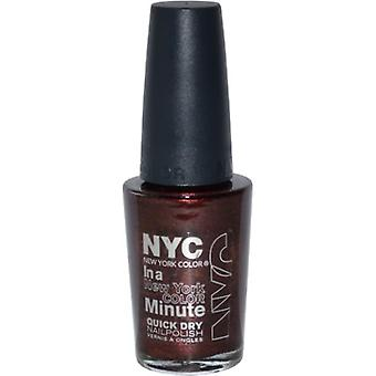NYC New York Color Quick Dry Nail Polish 9.7ml Canal Street