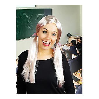 Wigs  Wig schoolgirl blonde