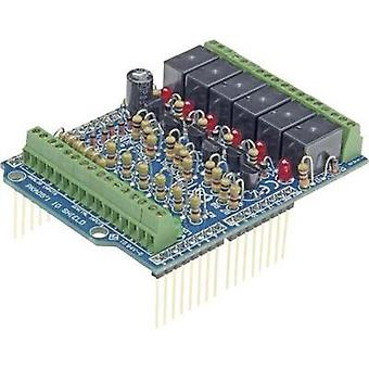 Velleman Shield KA05 I/O Shield Compatible with: Arduino UNO