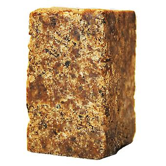 Maison Karité African Black soap saponified With Ash