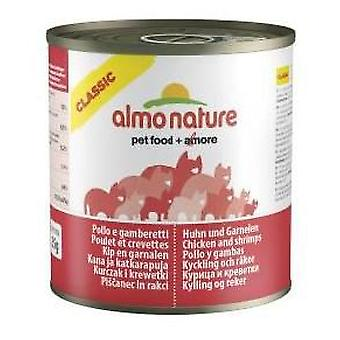 Almo nature Chicken And Prawns 280 gr (Cats , Cat Food , Wet Food)