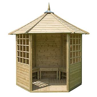 Forest Garden Arden Wooden Gazebo