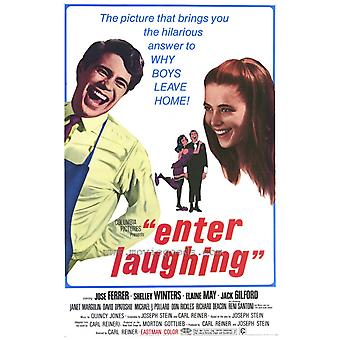 Enter Laughing Movie Poster Print (27 x 40)