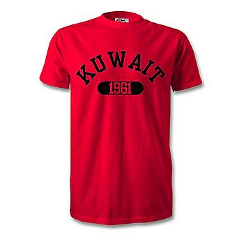 Kuwait Independence 1961 T-Shirt