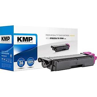 KMP Toner cartridge replaced Kyocera TK-590M Compatible Magenta 5000 pages K-T54