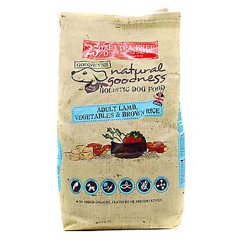 Goodwyns voksen komplet lam brune ris & grøntsager 400g (pakke med 10)