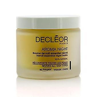 DECLEOR Aroma Night baume de nuit essentiel Neroli (Salon Size) - 3,3 oz / 100ml